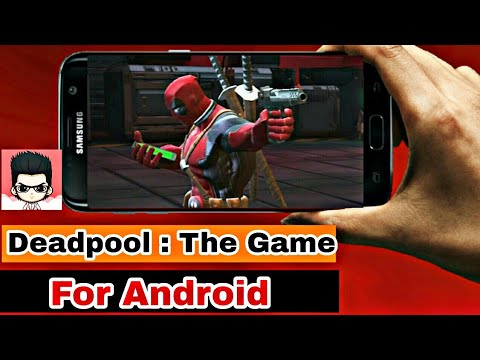 Deadpool Official Game For Android | Download