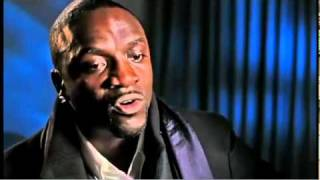 Akon Speak About Hold My Hand [Michael Jackson]