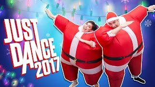 DABBING SANTAS   - Just Dance 2017