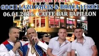 Download CAFFE BAR PAPILLON- BADNJE VEČE -GOCI LAZO I BRAĆA LEKIĆI REKLAMA DJ DABA MP3 song and Music Video