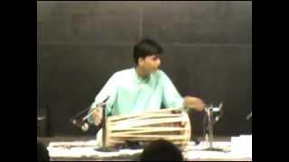 Sukhad Munde Pakhawaj Solo Taal: Dhamar (www.SukhadMunde.com)