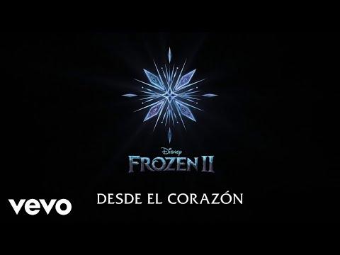 """Desde el Corazón De """"Frozen 2""""Lyric"""