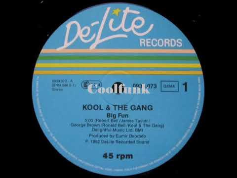 Download Kool & The Gang - Big Fun (12 inch 1982)