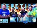 """Doctor Who 5x5 REACTION!! """"Flesh And Stone"""""""