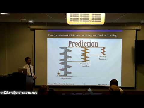 CMU Mechanical Engineering Ph.D. Thesis Defense by Prathamesh S. Desai