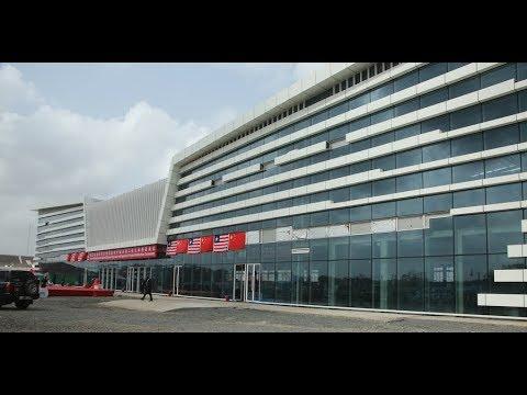 LIBERIA ROBERT INTERNATIONAL AIRPORT NEW TERMINAL  DEDICATION