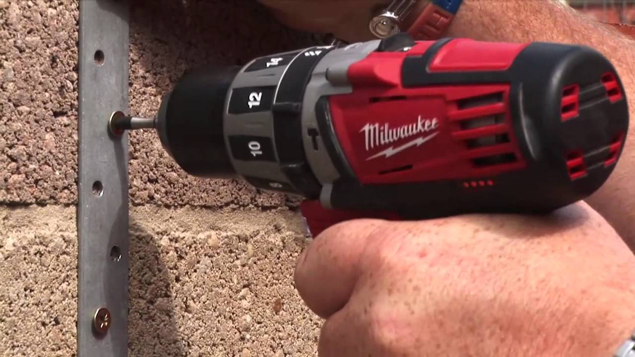 Milwaukee C12PD 2 Speed M12 Compact Percussion Drill Driver