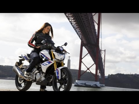 bmw g 310 r motorcycle - youtube