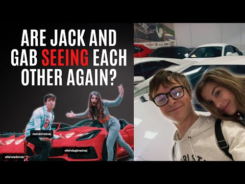 Are Jack And Gab Dating Again?! (MUST WATCH!)