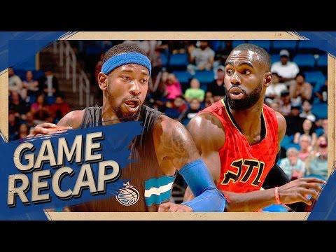 Atlanta Hawks vs Orlando Magic (2017.02.25) - Game Highlights in 1080p!