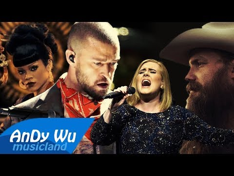 Justin Timberlake - Say Something Adele Remix ft. Chris Stapleton, Rihanna