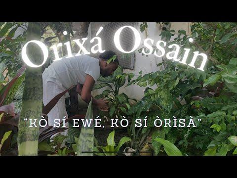 Orixá Ossain