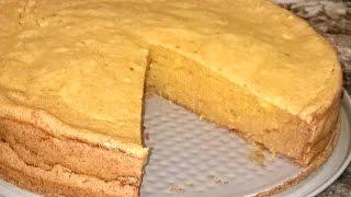 Пирог с хурмой. Итальянский десерт. Хурма рецепты