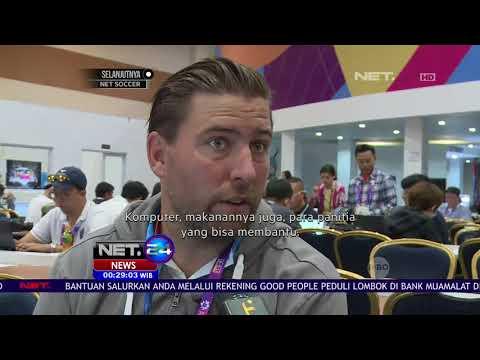 Beragam Fasilitas Di Media Center Asian Games 2018-NET24