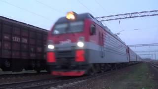 видео Грузоперевозки Москва - Владикавказ