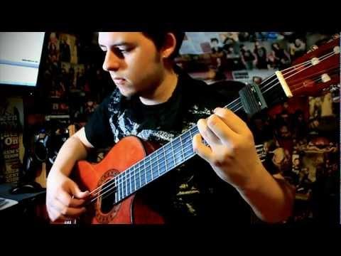 Corridors of Time (Zeal Theme) Chrono Trigger Guitar Cover