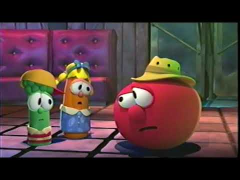 Jonah: a VeggieTales Movie - Behind the Scenes Preview [VHSRIP]