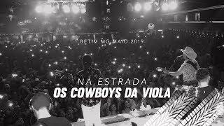 Di Paullo e Paulino - Na estrada Os Cowboys da Viola - Betim / MG