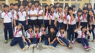 kỷ niệm lớp 8a1 khng bao giờ qun   thcs thị trấn tam bnh   trở về trường