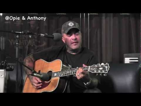 Opie Show - Aaron Lewis from Staind - Its Been Awhile