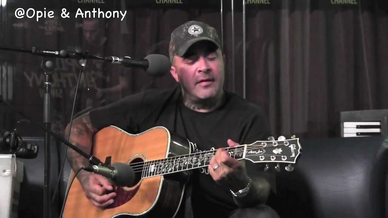 Opie Show Aaron Lewis From Staind Its Been Awhile Youtube