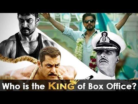 Salman, Shahrukh, Akshay, Aamir | Who Is Bollywood's Real KING?