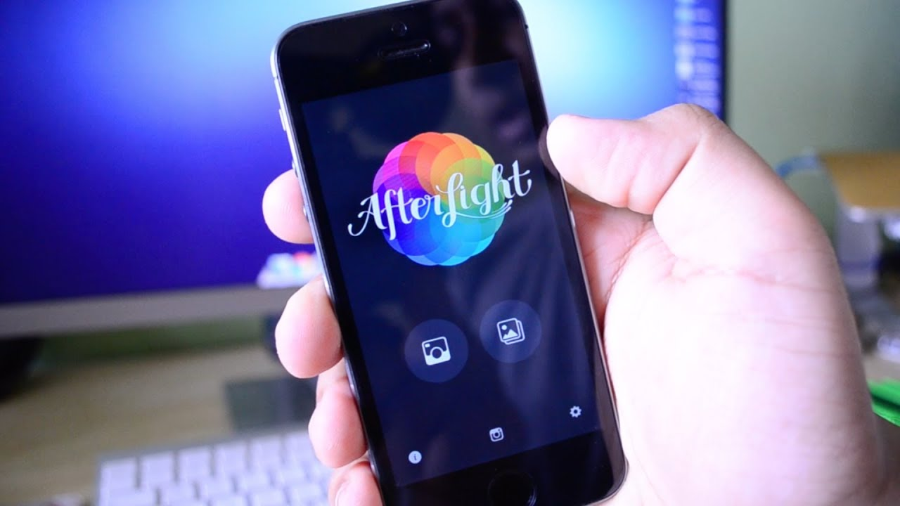 Best Photo Editing App for iOS! - YouTube