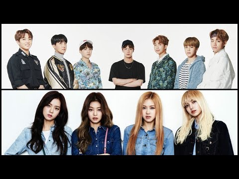HOW WOULD BTS & BLACK PINK SING K.A.R.D - DON'T RECALL