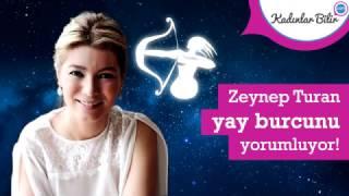 Zeynep Turan'dan Ocak Ayı Yay Burcu Yorumu