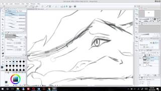 """How I draw SandWings"" - Wings of Fire tutorial/demo"