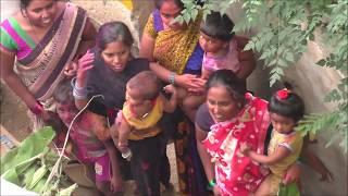 33. Вот это праздник, никогда такого не видела! Окончание Ганеша Чатуртхи. Индия.