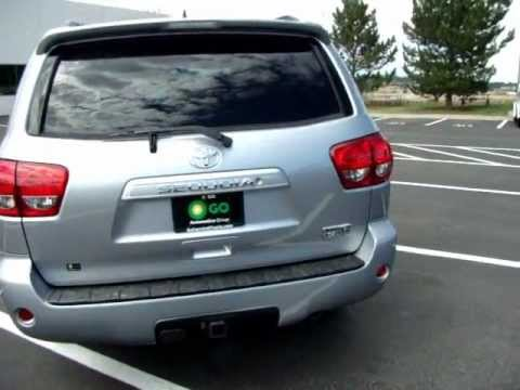 2012 toyota sequoia sr5 from youtube. Black Bedroom Furniture Sets. Home Design Ideas