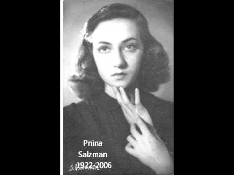 Pnina Salzman - Chopin - Andante spianato