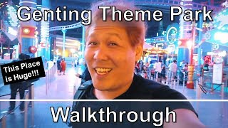 Download Genting Theme Park and getting around - Walkthrough/Highlights Mp3