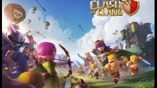 Começando em Clash of Clans
