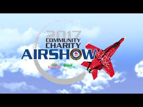 Community Charity Airshow 2017 - Brantford Ontario
