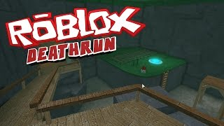 Roblox: Deathrun - Learning the Traps!!! [Gameplay, Commentary]