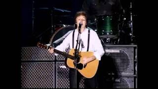 Paul McCartney - I ve Just Seen a Face (Argentina DVD 2010)