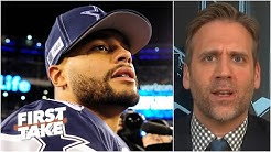 It looks like the Cowboys will cave & give Dak Prescott what he wants - Max Kellerman   First Take