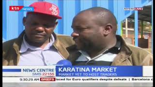 Karatina market yet to host traders |News Centre