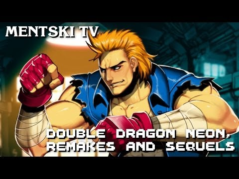 Double Dragon Neon, Remakes, and Sequels to Classic Games