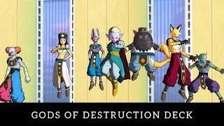 Dragon Ball Heroes ทีม เทพทำลายล้าง