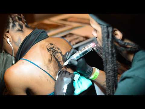 The DC Tattoo Expo 2017 Recap Visual