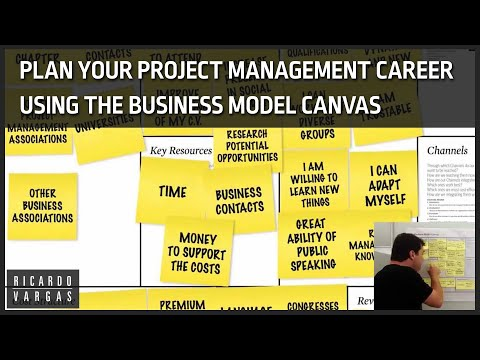 Developing your Business Model as Project Manager