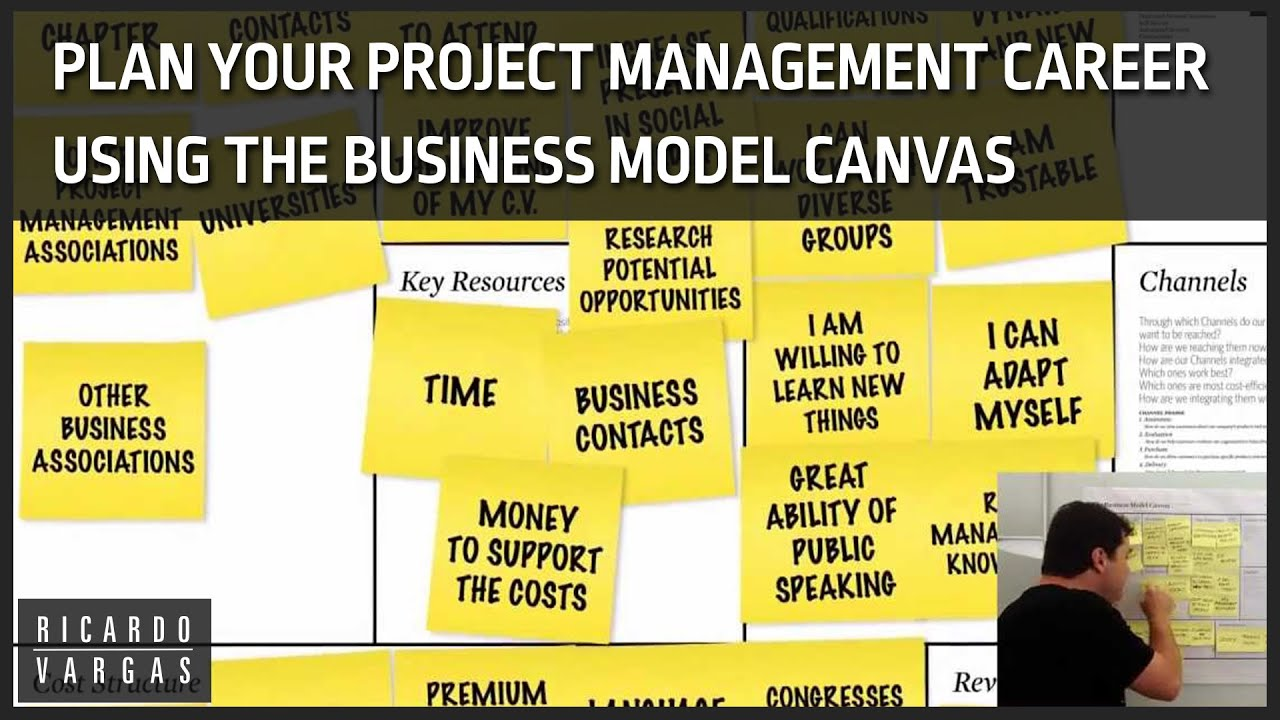 developing your business model as project manager youtube