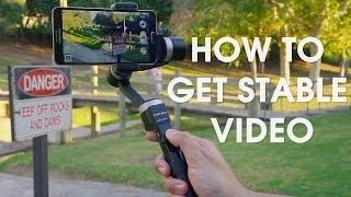 Stabilize Your iPhone and Android Video Footage(, 2015-06-29T13:00:00.000Z)