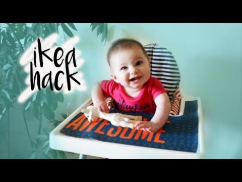 IKEA ANTILOP HIGHCHAIR HACK