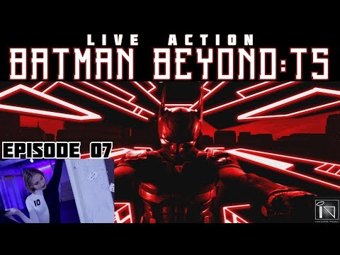 "BATMAN BEYOND:TS - 7/8: ""T-MINUS"""