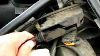 2003 XK8 Throttle Cable Adjustment by sam1174