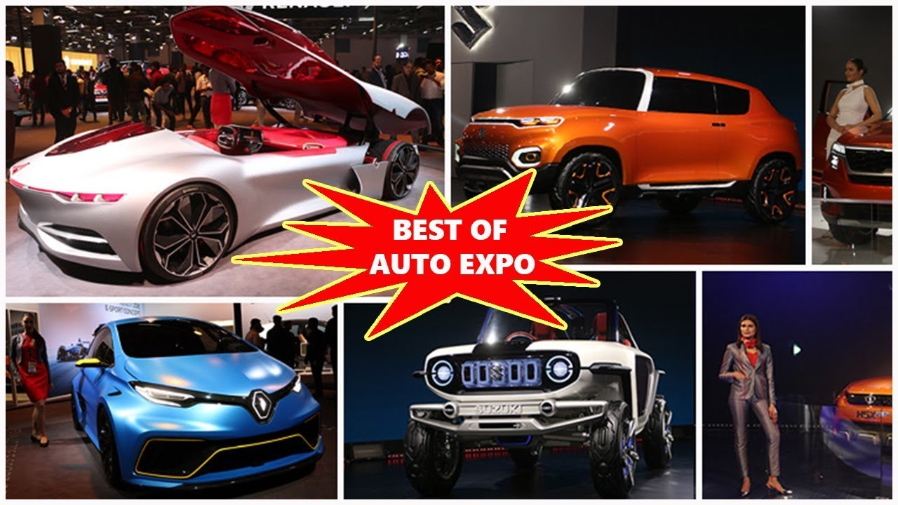 Must Watch Best Upcoming Cars Best Of Auto Expo YouTube - Upcoming auto shows